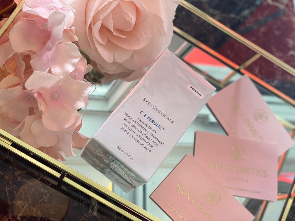 skin cosmetics london skincare