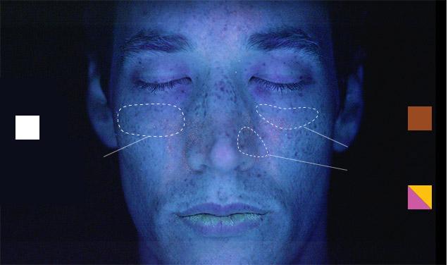 skinscope skin cosmetics after skin analysis