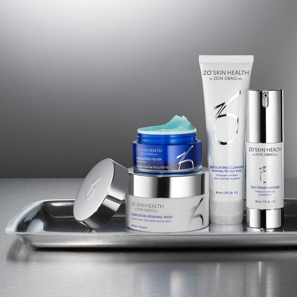 zo skin health skin cosmetics london