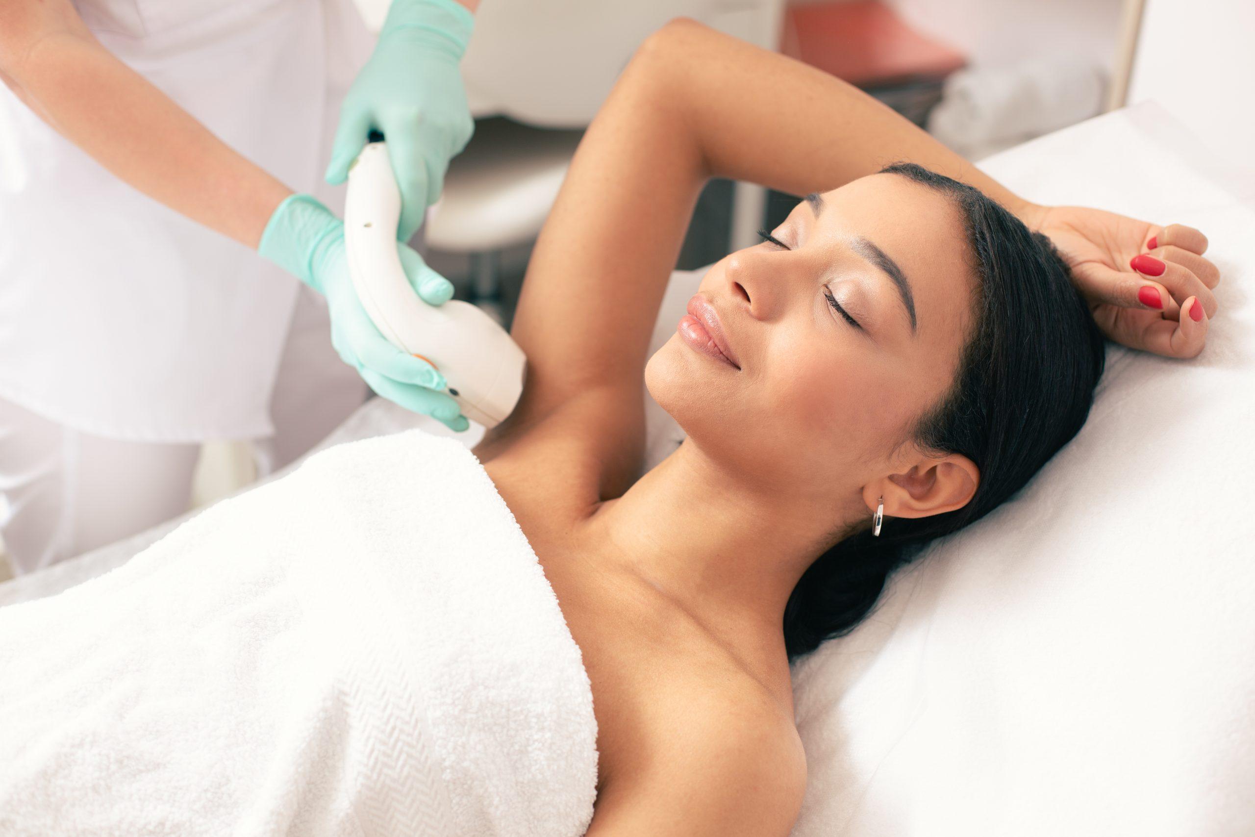 laser hair removal yag alexandrite skin cosmetics london