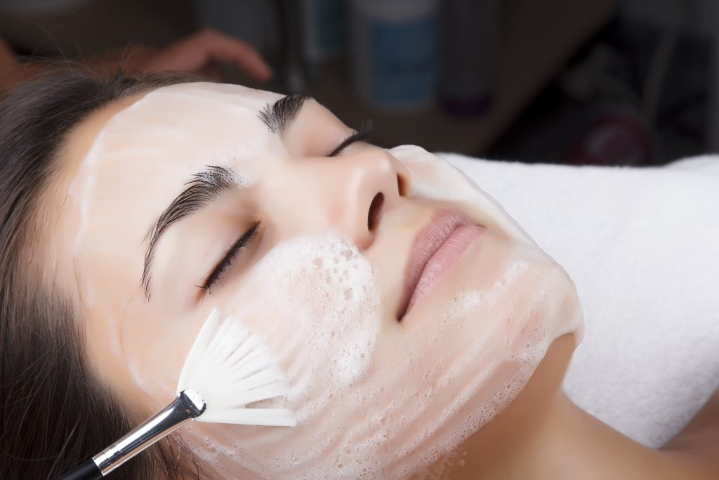 FOAMING ENZYME FACIAL