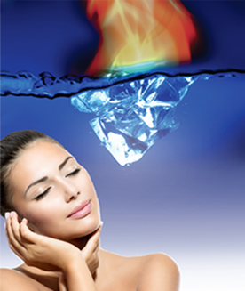 fire & ice is clinical skin cosmetics london