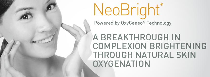 NeoBright oxygen facial
