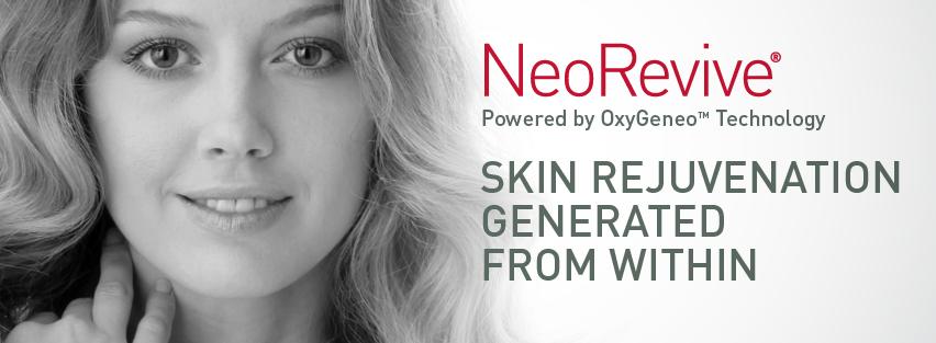 NeoRevive oxygen facial