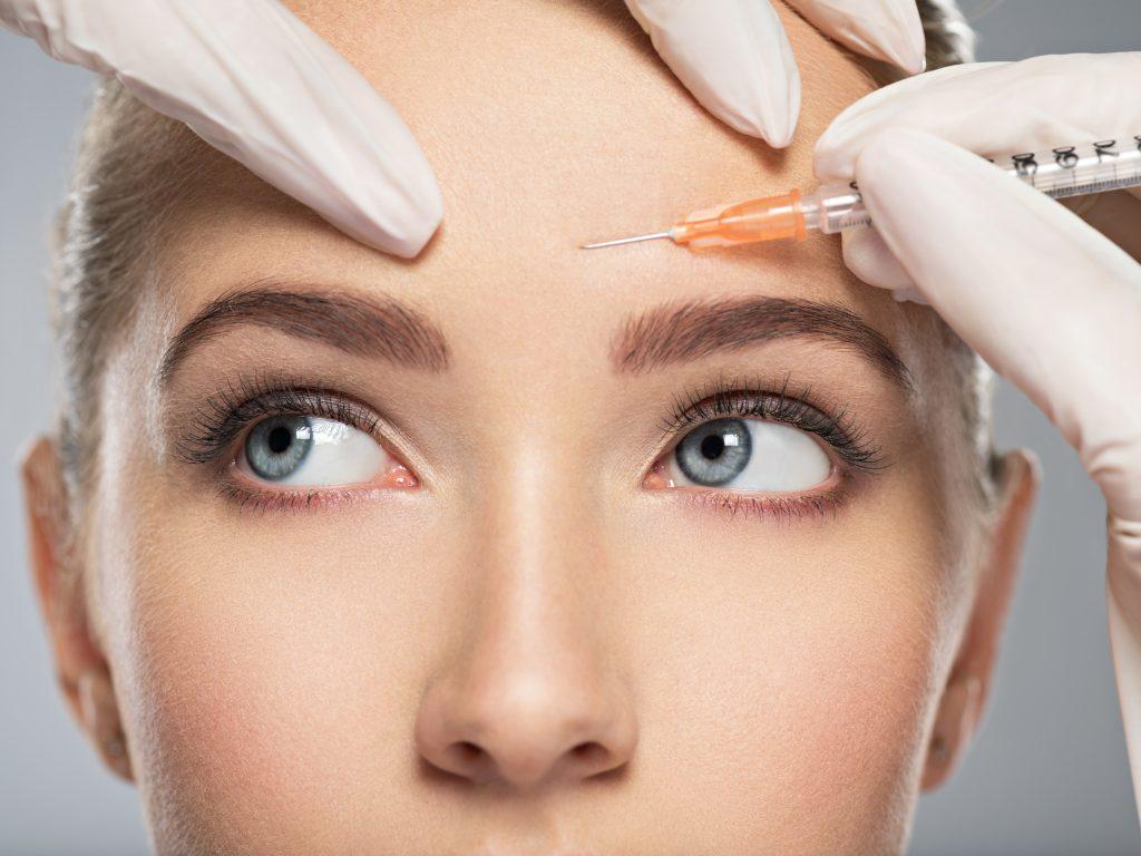 botox anti-ageing fine lines & wrinkles skin cosmetics london