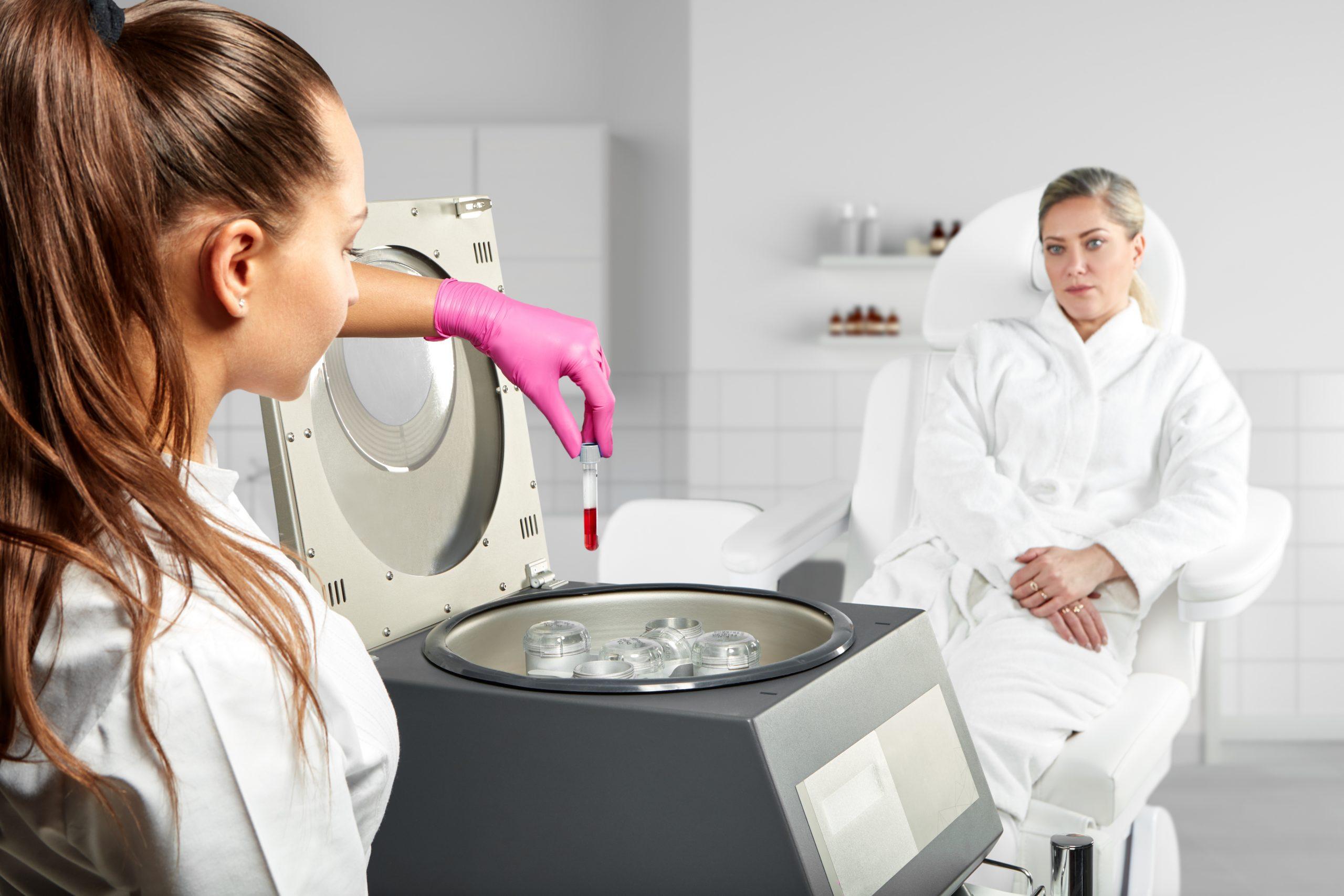 platelet-rich plasma prp skin cosmetics london
